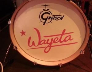 Wayeta Kick Drum
